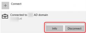 auto-MDM enrolled Hybrid Azure AD joined