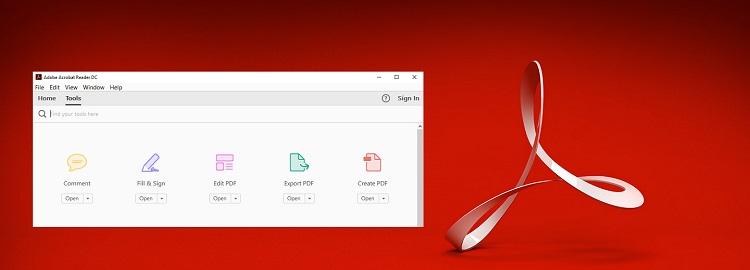 acrobat reader dc download windows 10 64 bit