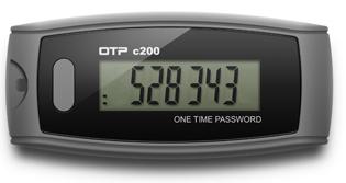 OATH TOTP Hardware token
